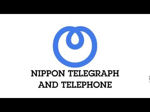 Nippon Telegraph and Telephone Logo