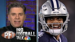 Ripping through every Week 15 game in NFL | Pro Football Talk | NBC Sports Video