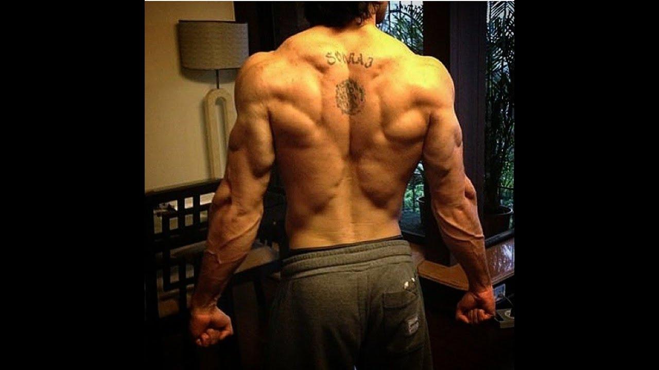 Suraj Pancholi Bodybuilding