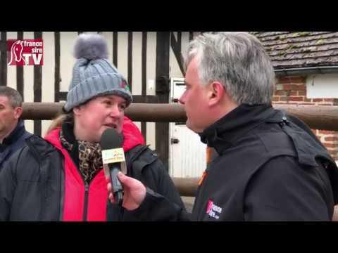 RDE 2019 : Haras De St Arnoult Avec Dschingis Secret & Seabach