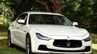 On the road​: 2014 Maserati Ghibli S Q4
