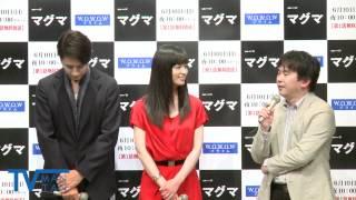エンタメ動画が満タン「MANTAN TV」 http://mantan-tv.jp/ ≫ 女優の尾野...