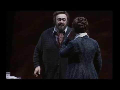 """Luciano Pavarotti -  """"Che Gelida Manina"""" - La Bohème - Giacomo Puccini"""