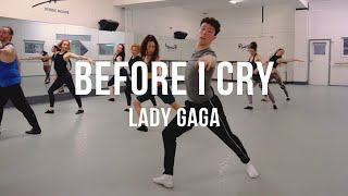 Lady Gaga - Before I Cry choreography | Grace Pictures Film | Karen Estabrook Choreography