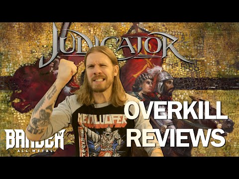 JUDICATOR – Let There Be Nothing Album Review | Overkill Reviews