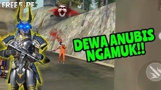 Download Video DITINGGAL DUO VS SQUAD!! PAS LAGI COBAIN BUNDLE ANUBIS!! - FREE FIRE BATTLEGROUND MP3 3GP MP4