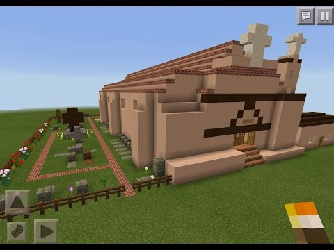 California Missions Minecraft Class Project