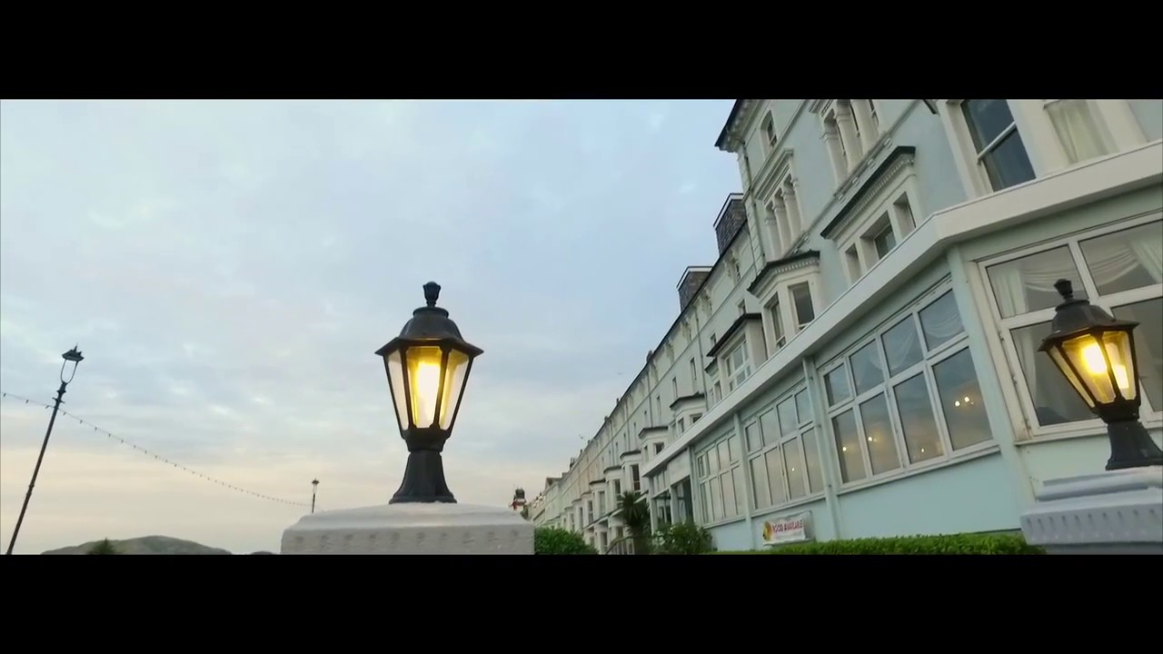 Bay Marine Hotel Llandudno Shot With A Dji Mavic Pro