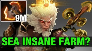 BF IN 9 MINUTES - Ah Jit 7.5K Plays Monkey King WITH GOLDEN IMMORTAL - Dota 2