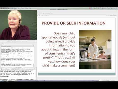Communication Matrix Training - Part 1