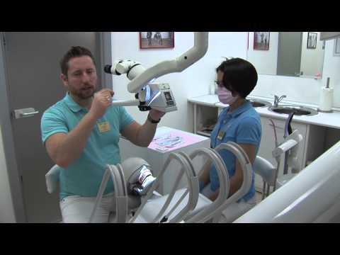 Мастер-класс Александра Бабурова по работе со стоматологическим микроскопом