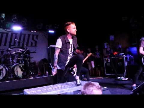 Memphis May Fire - Losing Sight - Live HD