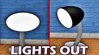 "How to get ""LIGHTS OUT"" BADGE + LAMP MORPH 