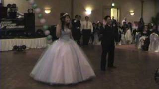 Father Daughter Dance Cotillion