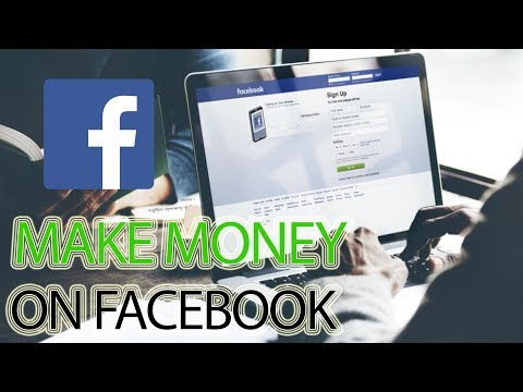 How Anyone Can Make Money Using Facebook