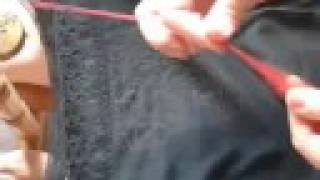 Spin Worsted-style - The Short Draw