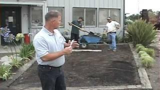 Step 2 - Soil Preparation