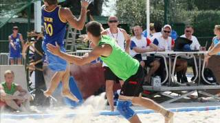 7th European Beach Handball Championships - Ukraine Men