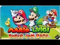 Partido de Rugby! | 19 | Mario & Luigi Paper Jam Bros (Nintendo 3DS)