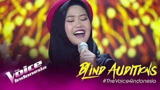 Download Cunitt - Nirmala | Blind Auditions | The Voice Indonesia GTV 2019