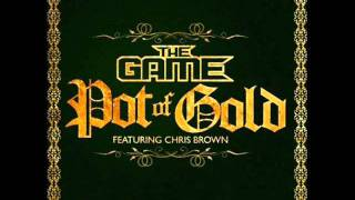 The Game (feat. Chris Brown) - Pot of Gold *With Lyrics*