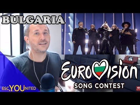 Bulgaria in Eurovision: All songs from 2005-2018 (REACTION)
