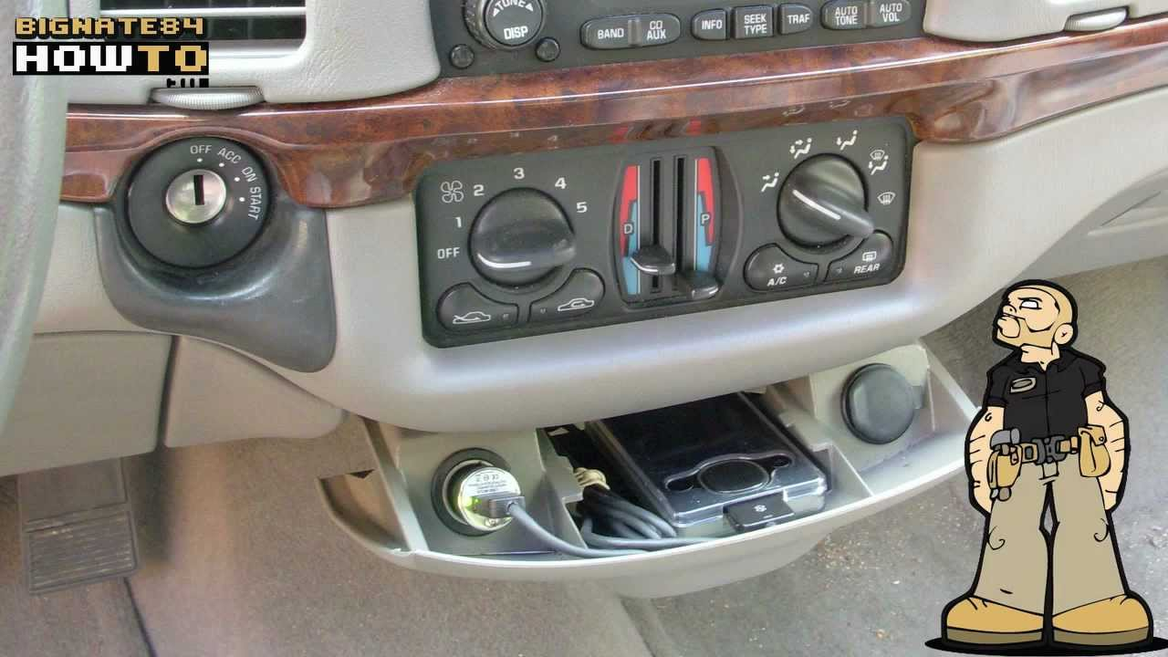 how to turn your car ashtray into an audio input [ 1280 x 720 Pixel ]