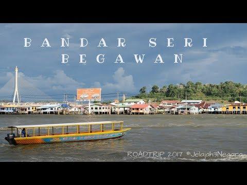 Bandar Seri Begawan 🇧🇳  | Roadtrip 2017 #Jelajah3Negara | irene ijoli