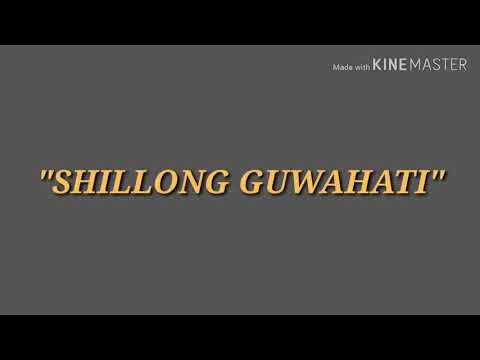 Ao Song - Shillong Guwahati (Lyrics Video)