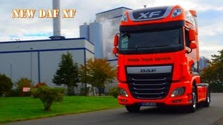 NEW DAF XF 2013 Review