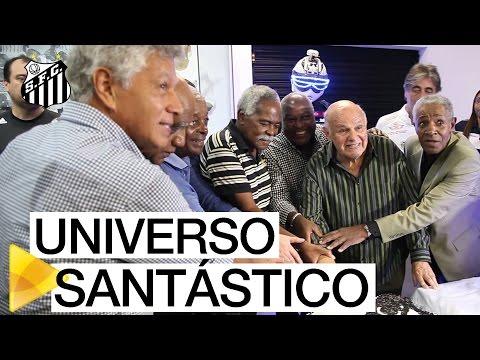 Universo Santástico Especial | Bloco 1 | Bastidores do aniversário do Santos
