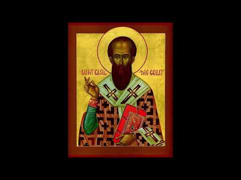 Pentecost Octave #3: St Basil's Take on the Holy Ghost