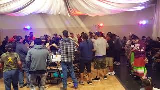 Albuquerque Community Round Dance April 27 2018 Clip 24