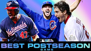 Best Postseason Game of the 2010s | Best of the Decade