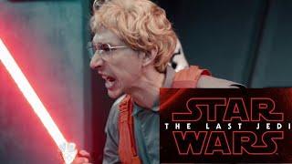 Matt The Radar Technician In The Last Jedi