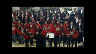 Coro S.Teresa + Davide Voccia  Jingle Bell