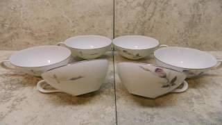 Style House Fine China Made In Japan