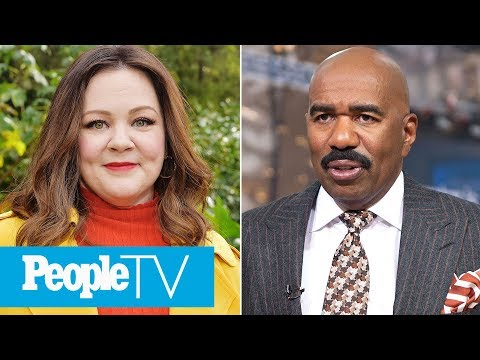 Melissa McCarthy Replaces Steve Harvey As Little Big Shots Host  PeopleTV