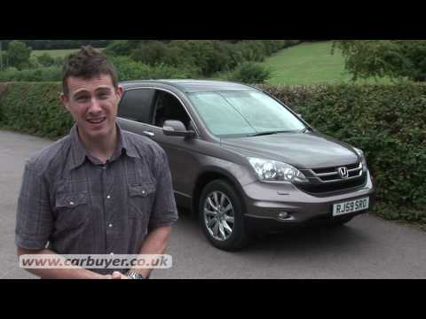 Honda CR-V 2007 - 2012 review - CarBuyer