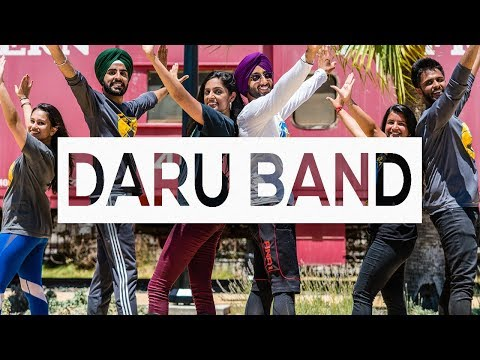 Bhangra Empire - Daru Band Freestyle