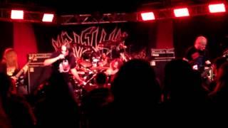 "Grave Descent ""Rape the Possessed"", live in Rochester, NY. 4/11/14"