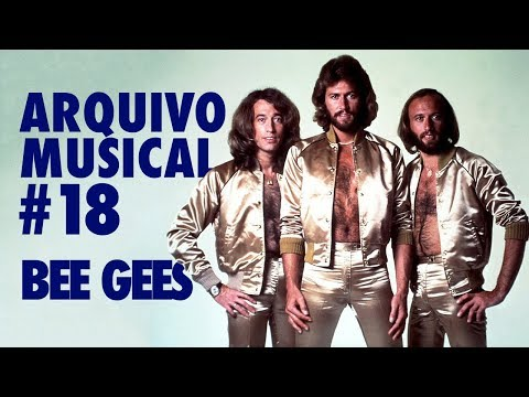 Video - BEE GEES - #18 ARQUIVO MUSICAL