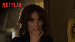 Stranger Things - Winona Ryder - Featurette - Netflix [HD]