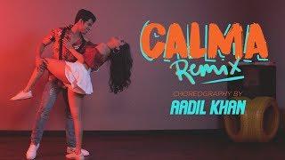 Pedro Capó, Farruko - Calma Remix | Dance Cover | Aadil Khan Choreography