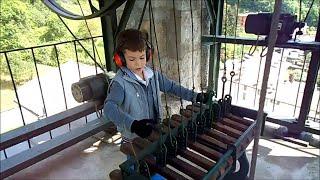 Le campane di Albino, frazione Vall'Alta, (BG) -Allegrezze-