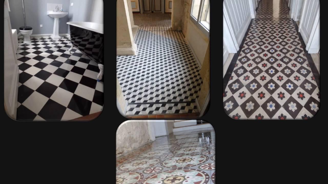 Renover Un Carrelage Ancien solag - maître restaurateur solier : carreau ciment