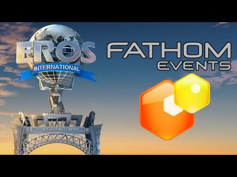 CONVERSATION WITH EROS INTERNATIONAL & FATHOM EVENTS!