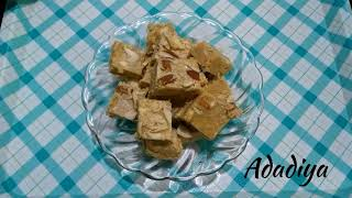 Delicious Recipes # 23 | Adadiya Pak | Winter Recipe