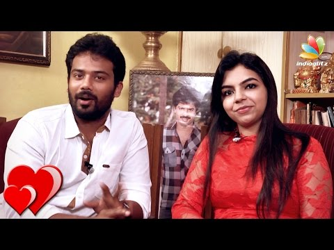Akshaya did'nt know I'm Pandiarajan's son till marriage - Prithvi Rajan Interview | Wedding