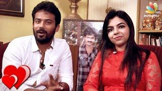 Akshaya did'nt know I'm Pandiarajan's son till marriage - Prithvi Rajan Interview | Wedding